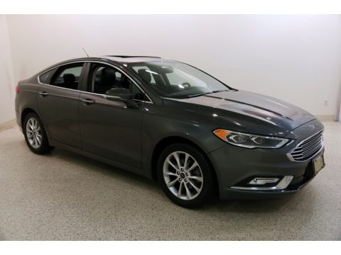 Magnetic 2017 Ford Fusion SE