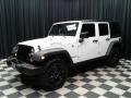 Jeep Wrangler Unlimited Willys Wheeler 4x4 Bright White photo #2