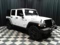 Jeep Wrangler Unlimited Willys Wheeler 4x4 Bright White photo #4