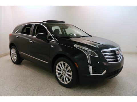 Stellar Black Metallic 2019 Cadillac XT5 Premium Luxury AWD