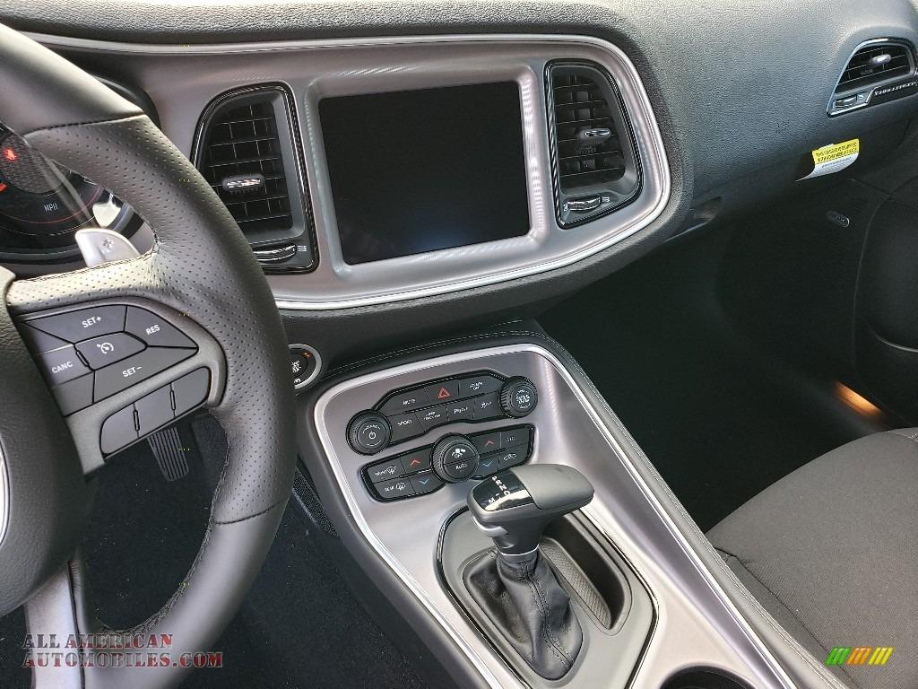 2019 Challenger GT AWD - Triple Nickel / Black photo #10