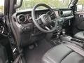 Jeep Wrangler Unlimited Sport 4x4 Black photo #10