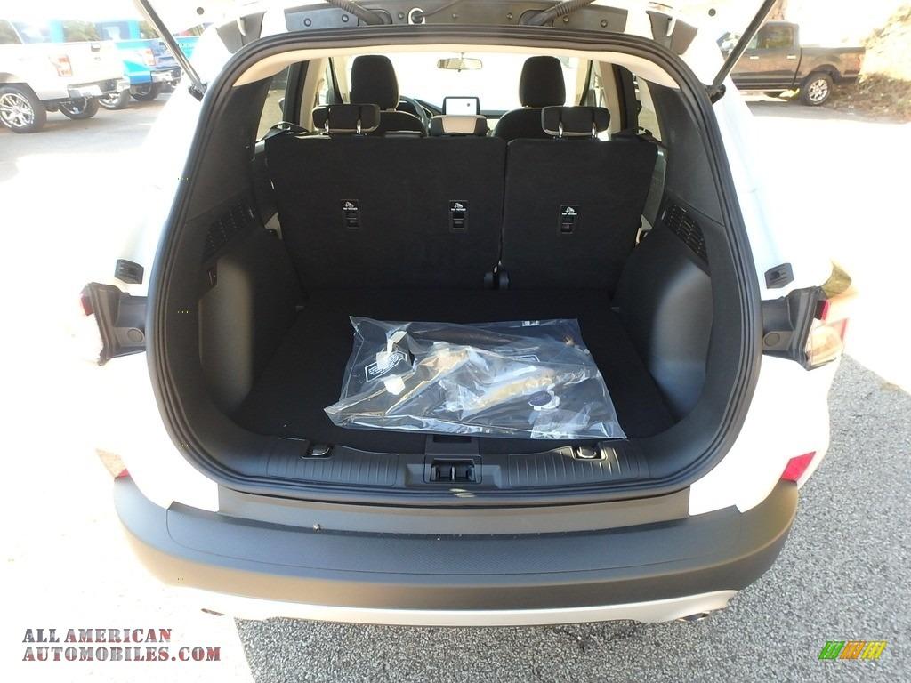 2020 Escape SE 4WD - Star White Metallic Tri-Coat / Sandstone photo #4