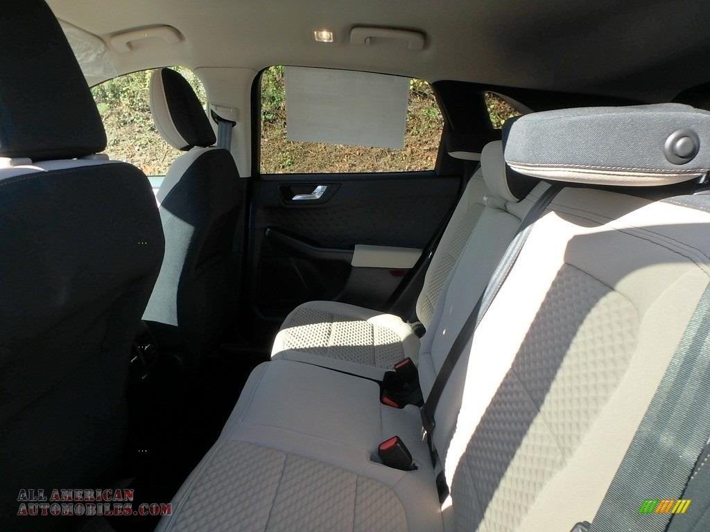 2020 Escape SE 4WD - Star White Metallic Tri-Coat / Sandstone photo #14