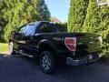 Ford F150 XLT SuperCrew 4x4 Tuxedo Black photo #5