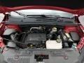 Buick Encore Preferred II AWD Winterberry Red Metallic photo #2