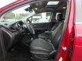 Buick Encore Preferred II AWD Winterberry Red Metallic photo #18