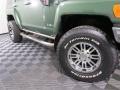 Hummer H3  Shadow Green Metallic photo #4