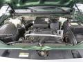 Hummer H3  Shadow Green Metallic photo #7