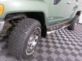 Hummer H3  Shadow Green Metallic photo #9