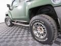 Hummer H3  Shadow Green Metallic photo #10