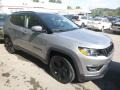 Jeep Compass Latitude 4x4 Billet Silver Metallic photo #6