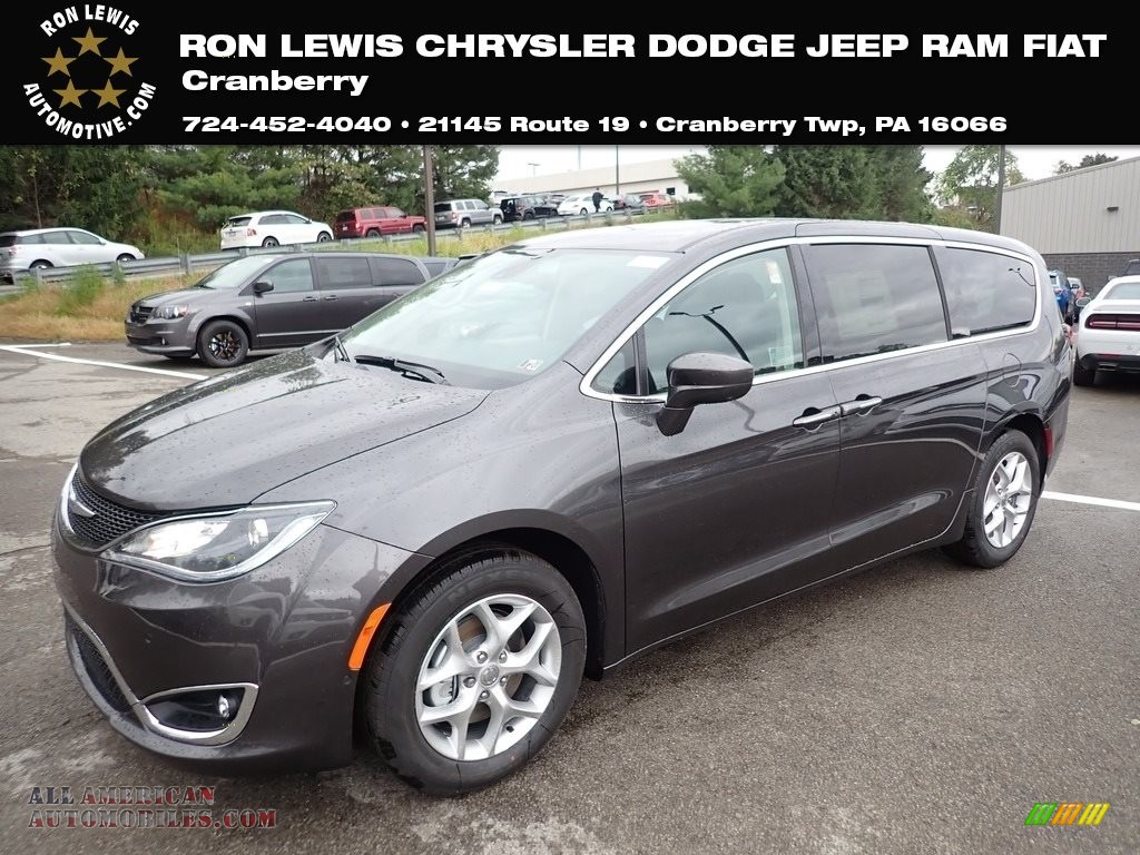 2020 Pacifica Touring - Granite Crystal Metallic / Alloy/Black photo #1
