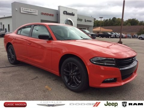 Torred 2019 Dodge Charger SXT AWD