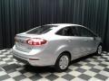Ford Fiesta S Sedan Ingot Silver Metallic photo #6