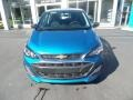 Chevrolet Spark LS Caribbean Blue Metallic photo #2