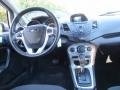Ford Fiesta SE Sedan Ingot Silver photo #10