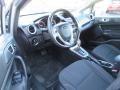 Ford Fiesta SE Sedan Ingot Silver photo #11