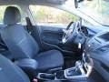 Ford Fiesta SE Sedan Ingot Silver photo #16