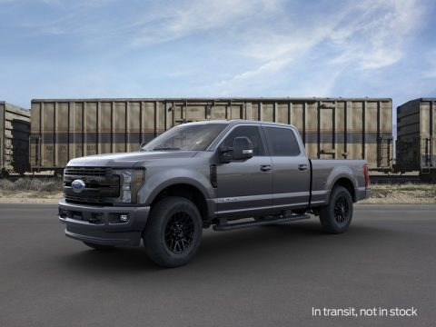 Magnetic 2019 Ford F350 Super Duty Lariat Crew Cab 4x4