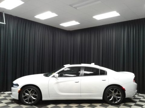 White Knuckle 2017 Dodge Charger SXT