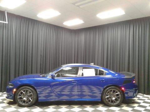 Indigo Blue 2019 Dodge Charger R/T