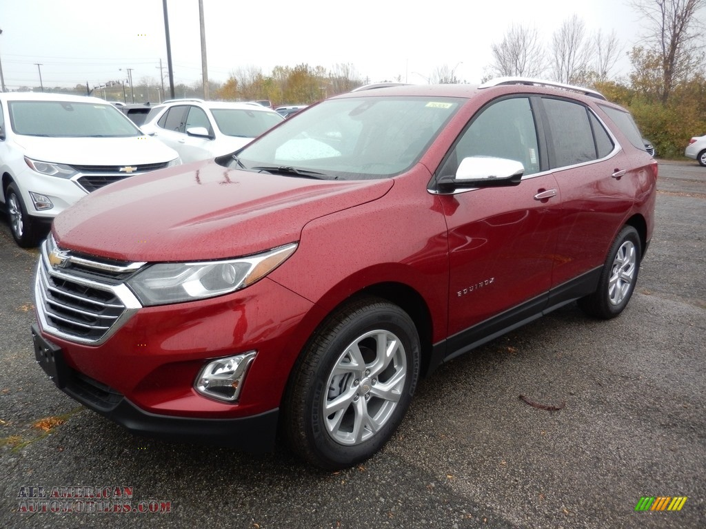 2020 Equinox Premier AWD - Cajun Red Tintcoat / Jet Black photo #1