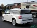 Ford Flex SEL AWD White Platinum photo #3