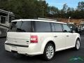 Ford Flex SEL AWD White Platinum photo #5