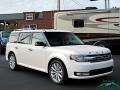 Ford Flex SEL AWD White Platinum photo #7