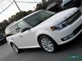 Ford Flex SEL AWD White Platinum photo #34