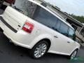 Ford Flex SEL AWD White Platinum photo #35