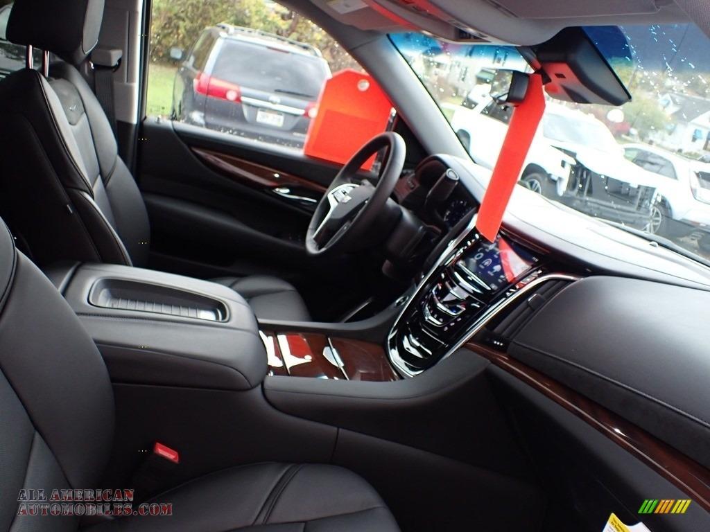 2019 Escalade Premium Luxury 4WD - Satin Steel Metallic / Jet Black photo #9