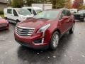 Cadillac XT5 Luxury Red Passion Tintcoat photo #2