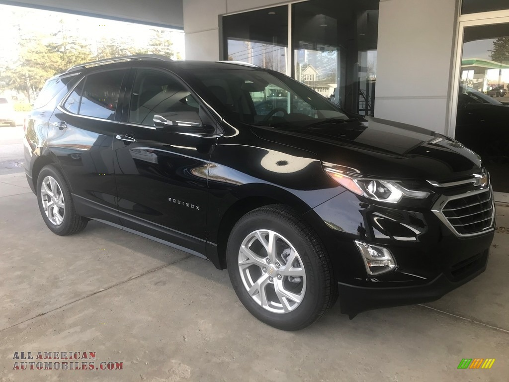 2020 Equinox Premier - Mosaic Black Metallic / Jet Black photo #1