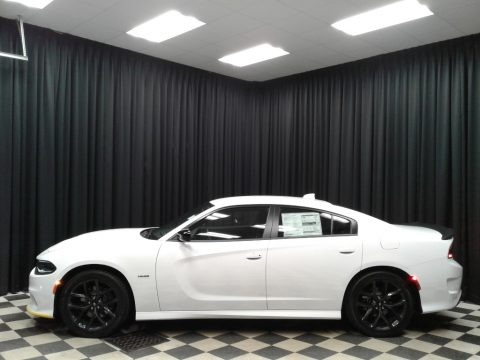 White Knuckle 2019 Dodge Charger R/T