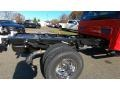 Ford F350 Super Duty XL Regular Cab 4x4 Chassis Race Red photo #58