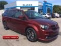 Dodge Grand Caravan GT Octane Red Pearl photo #1