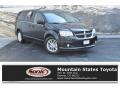 Dodge Grand Caravan SXT Black Onyx Crystal Pearl photo #1