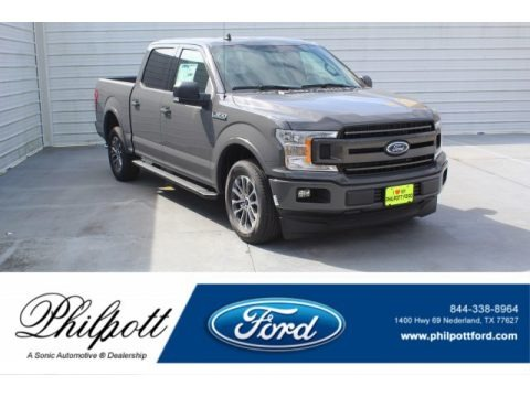 Lead Foot 2020 Ford F150 XLT SuperCrew