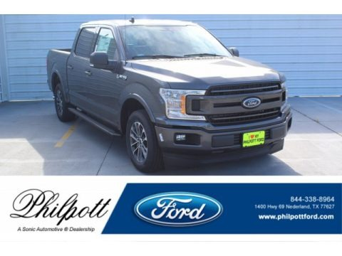Magnetic 2019 Ford F150 XLT SuperCrew