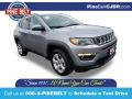Jeep Compass Latitude 4x4 Billet Silver Metallic photo #1