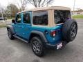 Jeep Wrangler Unlimited Sport 4x4 Bikini Pearl photo #4