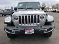 Jeep Gladiator Overland 4x4 Billet Silver Metallic photo #2