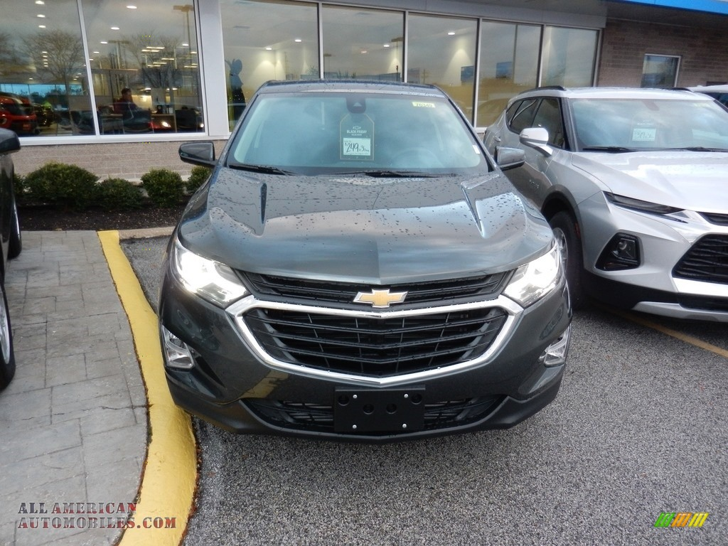 2020 Equinox LT - Nightfall Gray Metallic / Jet Black photo #2
