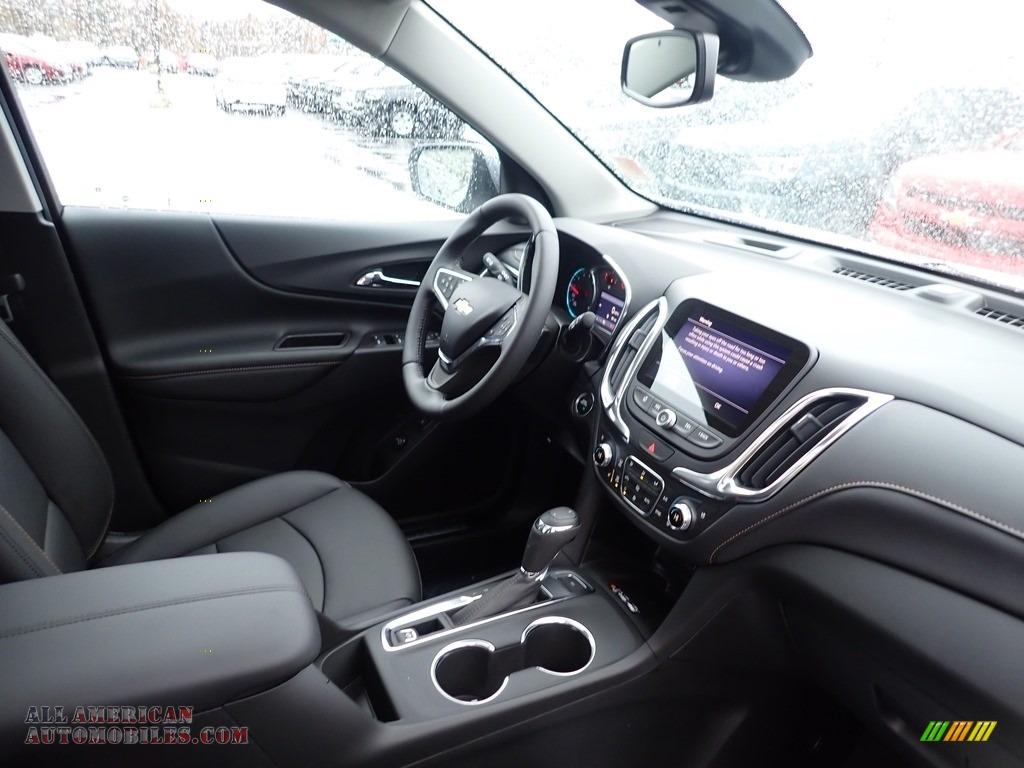 2020 Equinox Premier AWD - Summit White / Jet Black photo #10