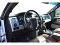 Ford F150 Platinum SuperCrew 4x4 White Platinum Metallic Tri-Coat photo #10