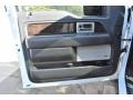 Ford F150 Platinum SuperCrew 4x4 White Platinum Metallic Tri-Coat photo #25