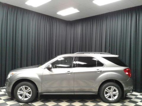Graystone Metallic 2012 Chevrolet Equinox LT