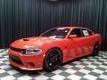 Dodge Charger SRT Hellcat Go Mango photo #2